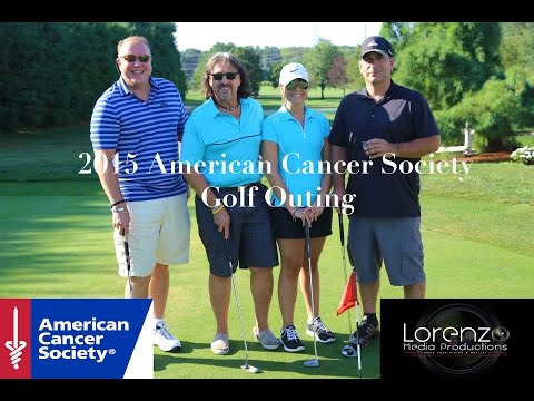 2015 American Cancer Society Golf Outing