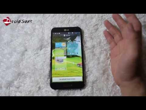 รีวิว LG Optimus G Pro (DroidSans Review)