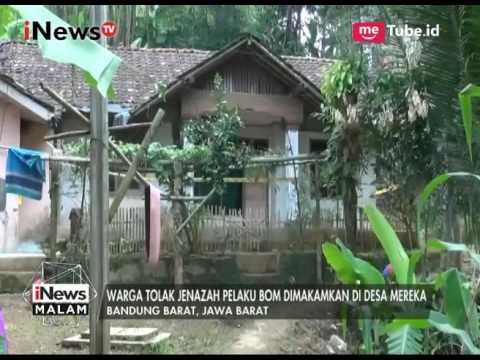 [Miris] Jenazah Pelaku Bom Kampung Melayu Ditolak Warga Dimakamkan di Desanya