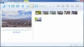 Windows Live Movie Maker Tutorial - 2