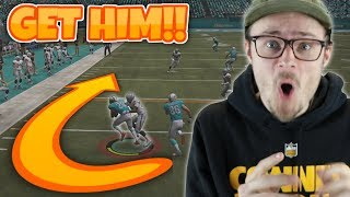 UP and DOWN the field in OVERTIME for this?? Madden 19 'The Franchise Wheel' Ep.3