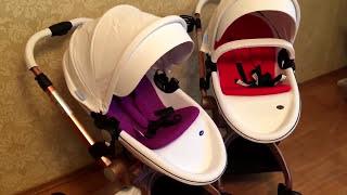 Baby stroller Hot Mom 2in1 thumbnail