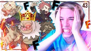 NO OS LO VAIS A CREER! | Pokémon Rojo MEGALOCKE Ep.42 LIGA POKEMON Parte 7
