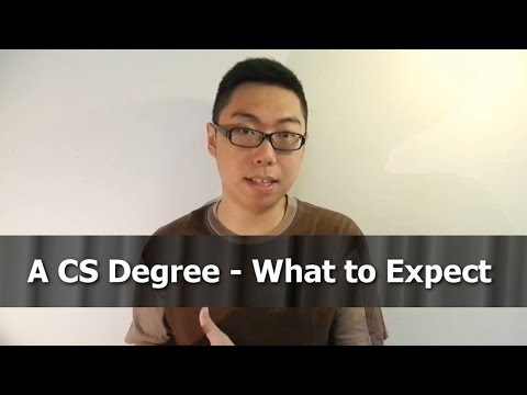 Vlog: What to expect in a Computer Science course