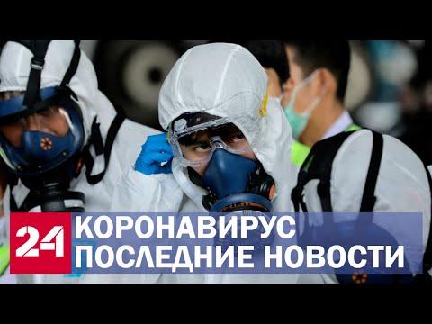 Коронавирус. Последние новости. Число зараженных, новые меры и последствия для экономики - Россия 24