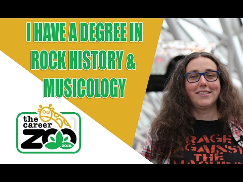 A Career in Musicology & Rock and Roll History