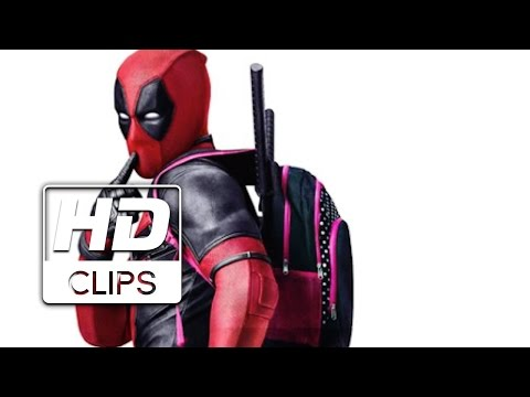 Deadpool   Clip Aterrizaje de Superhéroe