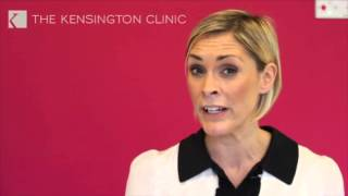 Jenni Falconer  has braces to straighten rogue tooth