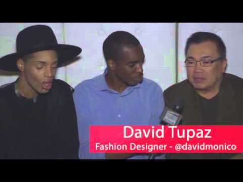 """Designer Stevie Boi & David Tupaz Interview For """"The Booth"""" Television Series."""