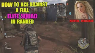 How To Ace A Full Elite Squad In Ranked - Ghost War - Ghost Recon Wildlands .