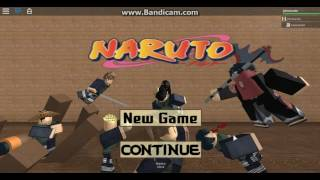 OBTAINING THE RINNEGAN AND ALL MOVES Roblox: NARUTO FINAL BOND