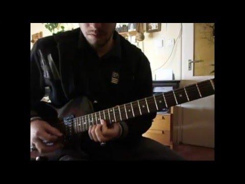 Zakk Wylde - Dixie Hellride cover (backing track)