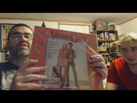 Vinyl Record Package #6 (Valley Girl Soundtrack Unboxing)