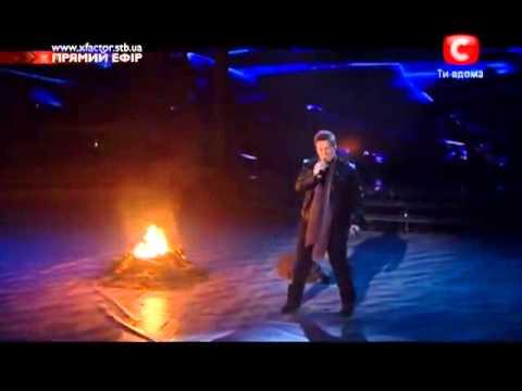 Х-Factor 3 / Третий сезон - Евгений Литвинкович -кукушка