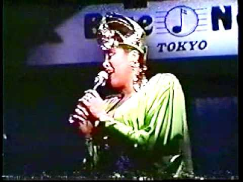 PHYLLIS HYMAN LIVING IN CONFUSION LIVE