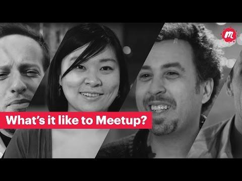 O que é meetup