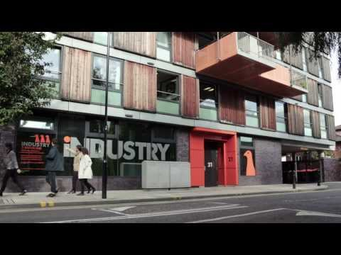iNDUSTRY: Tech & creative office space in Shoreditch