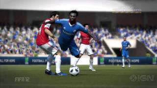 FIFA Soccer 12: Player Impact Trailer