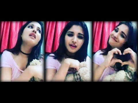 Sharanya Cute News Reader & Vijay tv nenjam marappathillai Serial actress Sharanya Dubsmash