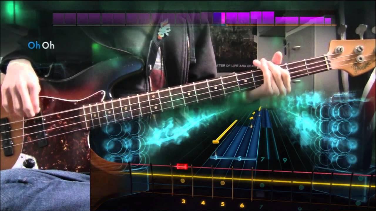 Rocksmith 2014 Radiohead - Creep DLC (Bass) 99%