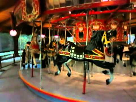 Looff Carousel At Heritage Museums And Gardens Sandwich Ma Youtube