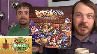 Drinkill (drinking game) | Beer and Board Games