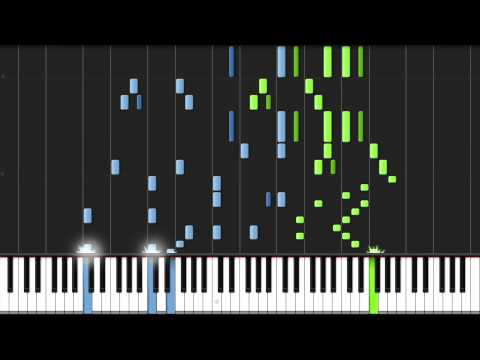 Circus Galop (Playable) - Synthesia