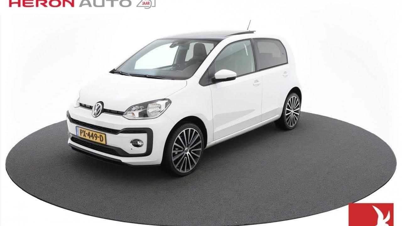 Volkswagen Up 10 90pk 5drs High Up Camera Pano
