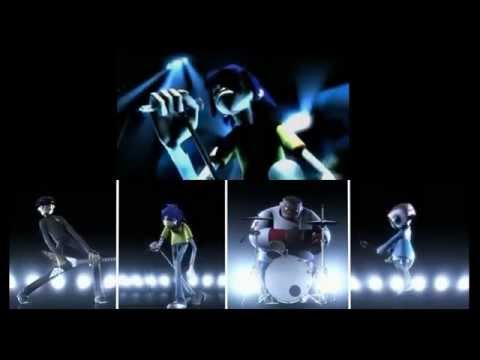 Gorillaz - Clint Eastwood (Live Brits Awards Performance)