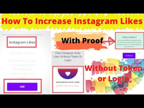 How To Get Free Instagram likes Without Login 2020