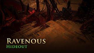 Path of Exile: Ravenous Hideout