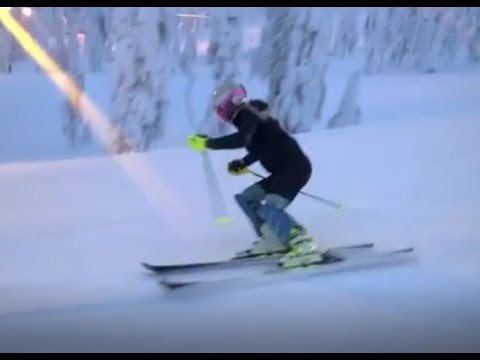 Alpine skiing - Activating the ankles Vol2  Fore aft balance