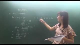 Học Tiếng Anh Cô Mai Phương - Giới Từ tiết 3.mp4