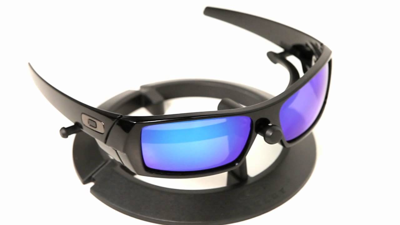 oakley gascan blue polarized