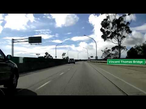 CA 47 Vincent Thomas Bridge