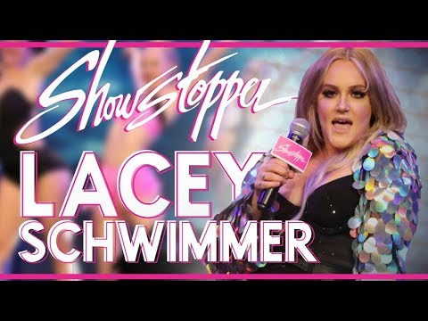 "Showstopper Presents: Lacey Schwimmer - ""The Dance That You Do"" LIVE"