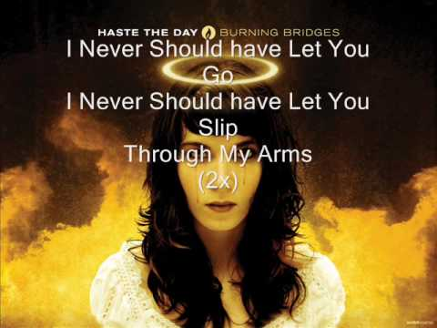 American Love- Haste The Day [with lyrics] Good Quality