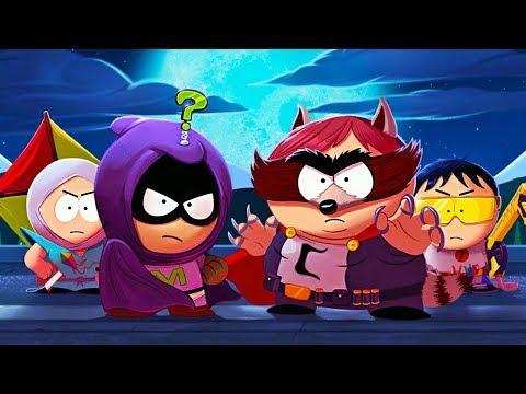 South Park: Retaguardia en Peligro - Pelicula completa en Español 2017 - PS4 [1080p]