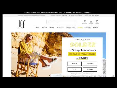 30 Promos Jef Chaussures Code Reduction ⇒ Codes IYg7b6fyv