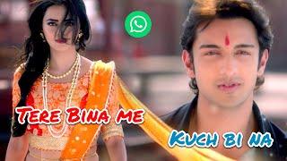 💝tere bina me kuch bhi na ||| ♦️rajasthani whatsapp status ||| 🐫Rajasthani song ||| 🗡RJ Unick