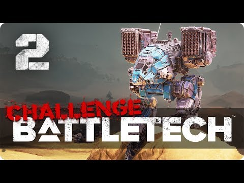 Early Game Efficiency ★ Battletech 2018 Campaign Playthrough (2) #2