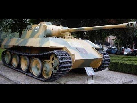 Deutscher Panzer in Russland gefunden, erhalten wie neu!