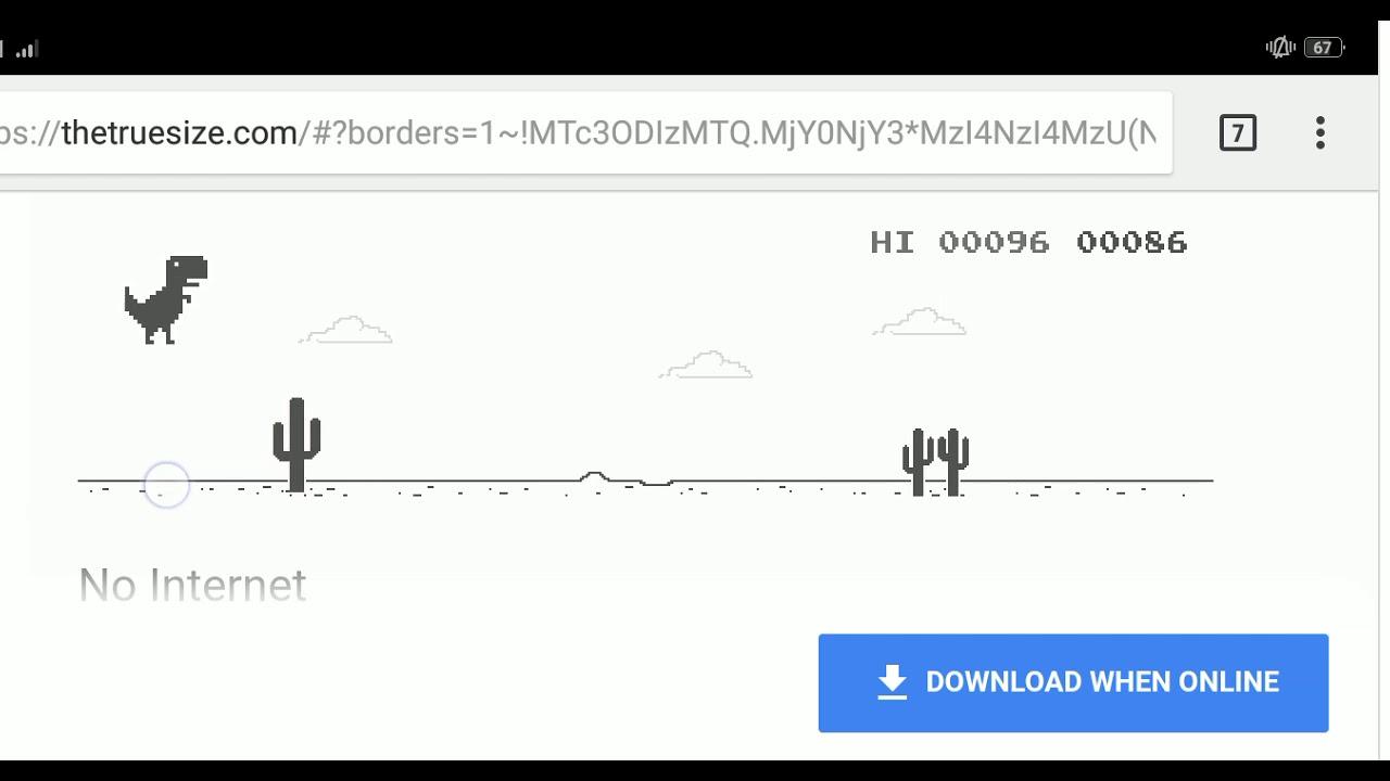 Dinospiel Google