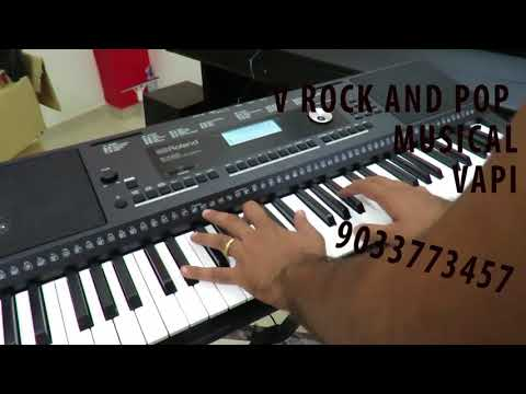 ROLAND E-X20 INDIAN ARRANGER UNBOXING AND INDIAN REVIEW