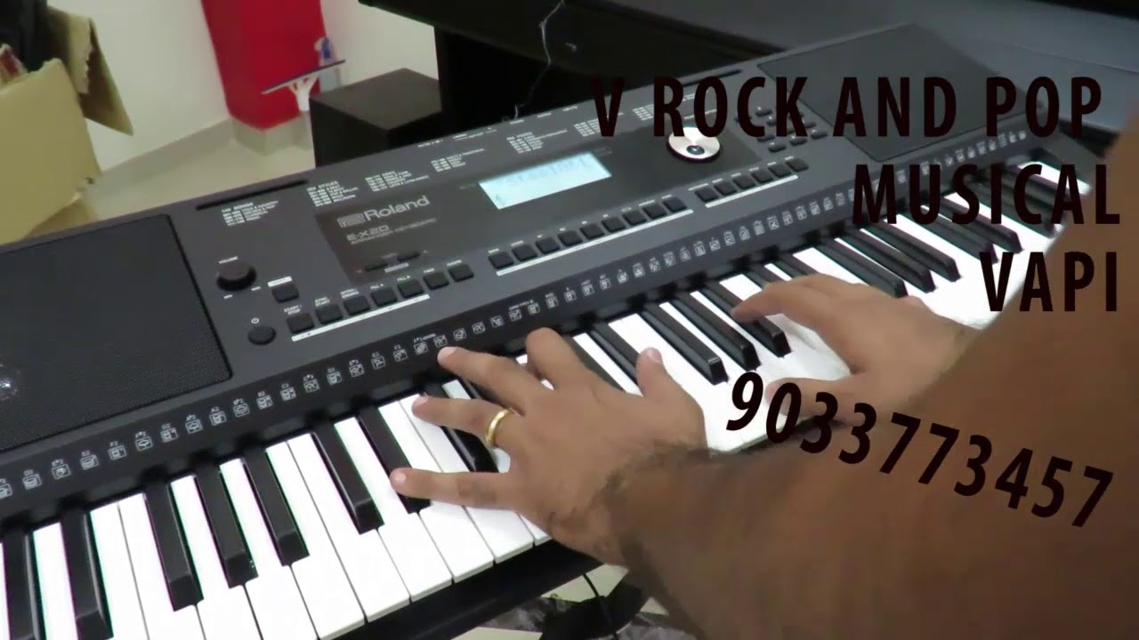ROLAND E-X20 INDIAN ARRANGER UNBOXING AND INDIAN REVIEW 16800Rs