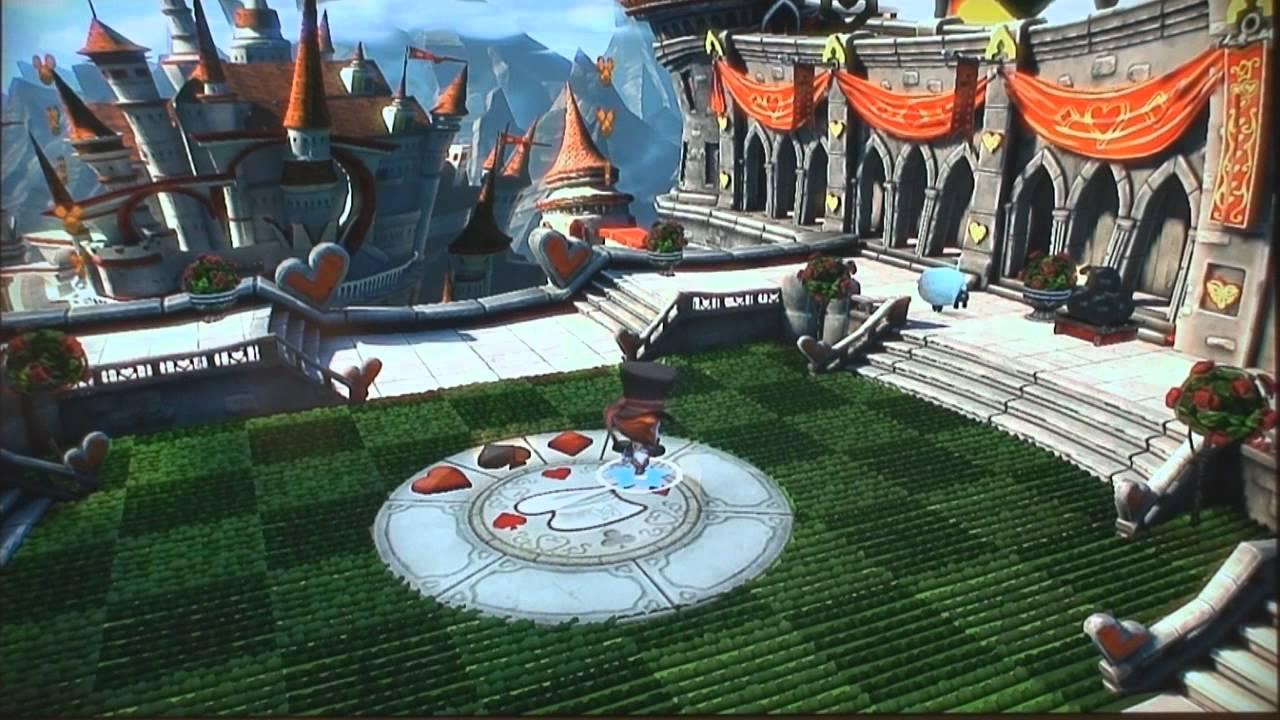 Disney's Alice In wonderland (GBC) Longplay/Walkthrough NO ...