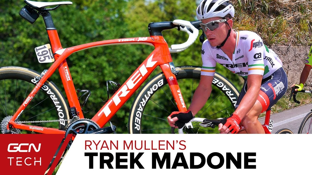 Ryan Mullen s Trek Madone Race Shop Limited Pro Bike - YouTube 605ec585d