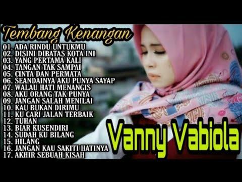 Download Vanny Vabiola Full Album 2020 | Ada Rindu Untukmu | Diibatas Kota Ini | Cover Lagu Lawas Nostalgia