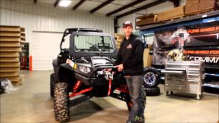 Bad Dawg Accessories - RZR Front Bumper Stinger Bar