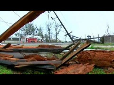 NOAA issues new tornado watch for Alabama, Florida